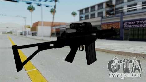 FN FAL DSA für GTA San Andreas zweiten Screenshot