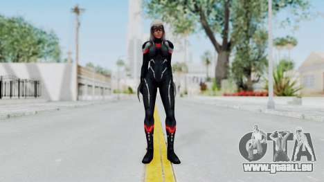 Marvel Future Fight - Black Widow (2099) für GTA San Andreas zweiten Screenshot