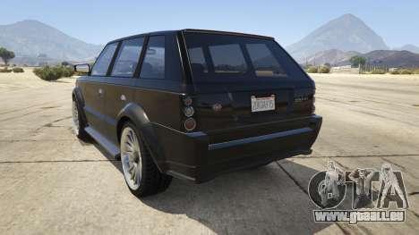 GTA IV Huntley für GTA 5