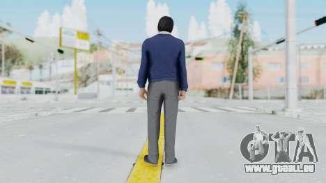 GTA 5 Michael De Santa pour GTA San Andreas troisième écran