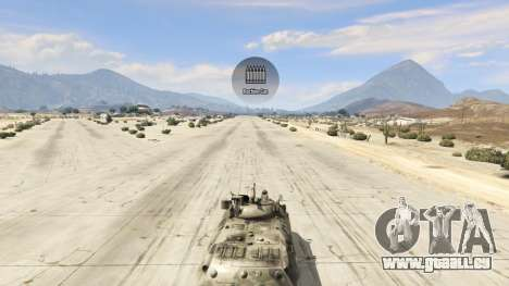 BTR-90 Rostok pour GTA 5