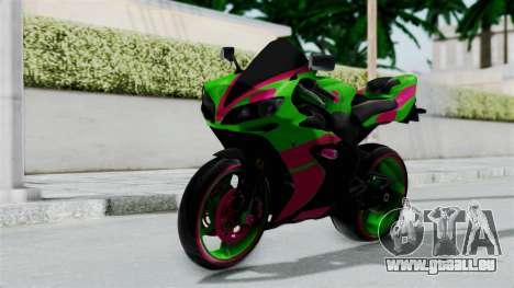 Yamaha R1 pour GTA San Andreas