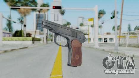 Arma2 Makarov pour GTA San Andreas