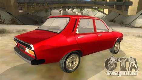 Dacia 1310 pour GTA San Andreas vue de droite