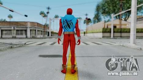 Scarlet Spider Ben Reilly für GTA San Andreas dritten Screenshot