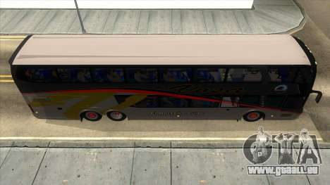 Troyano Calixto IV Vosa 3021 pour GTA San Andreas vue arrière