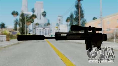SCAR-20 v2 Folded pour GTA San Andreas