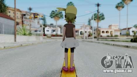 Pokémon XY Series - Bonnie für GTA San Andreas dritten Screenshot