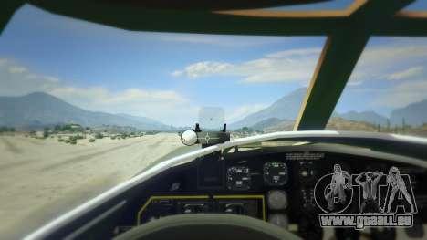 GTA 5 B-25 achten Screenshot