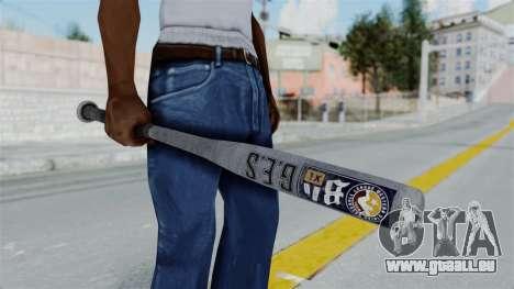 GTA 5 Baseball Bat für GTA San Andreas