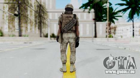 Crysis 2 US Soldier 7 Bodygroup B für GTA San Andreas dritten Screenshot