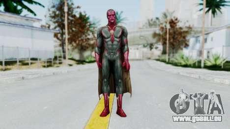 Marvel Future Fight - Vision (AOU) für GTA San Andreas zweiten Screenshot
