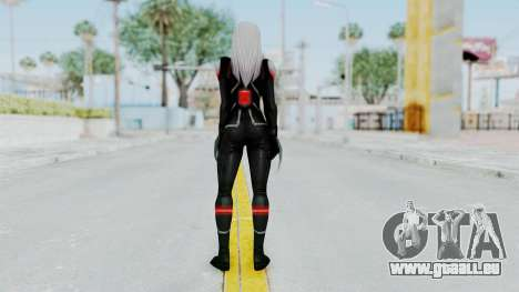 Marvel Future Fight - Black Widow (2099) für GTA San Andreas dritten Screenshot
