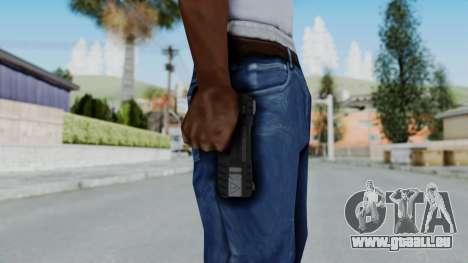 GTA 5 Stun Gun - Misterix 4 Weapons pour GTA San Andreas