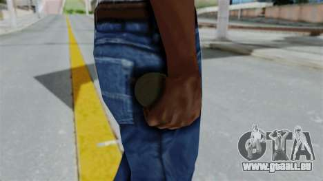 GTA 5 Grenade für GTA San Andreas dritten Screenshot