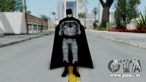 BvS Dawn of Justice - Batman pour GTA San Andreas deuxième écran