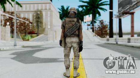 Crysis 2 US Soldier 3 Bodygroup B für GTA San Andreas dritten Screenshot