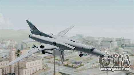 TU-22M3 Vert pour GTA San Andreas