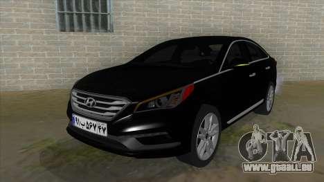Iranian Hyundai Sonata Turbo pour GTA San Andreas