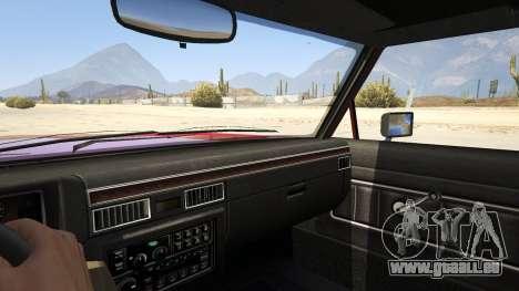 GTA 5 GTA IV Virgo hinten rechts