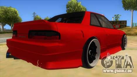 Nissan S13 Drift für GTA San Andreas rechten Ansicht