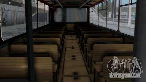 DAC 112 Udm pour GTA San Andreas vue de droite