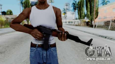 GTA 3 AK-47 für GTA San Andreas dritten Screenshot