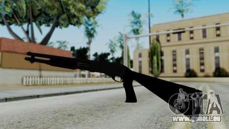 No More Room in Hell - Remington 870 pour GTA San Andreas deuxième écran