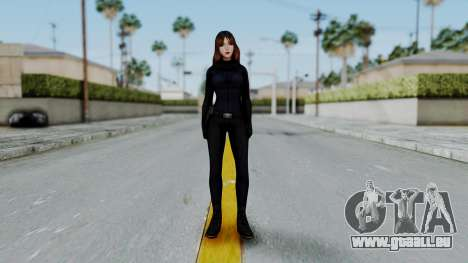 Marvel Future Fight Daisy Johnson v2 für GTA San Andreas zweiten Screenshot