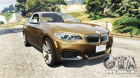 BMW M235i Coupe pour GTA 5