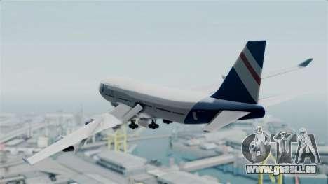 GTA 5 Jumbo Jet v1.0 Air Herler pour GTA San Andreas laissé vue