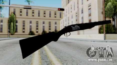 No More Room in Hell - Beretta Perennia SV 10 pour GTA San Andreas troisième écran