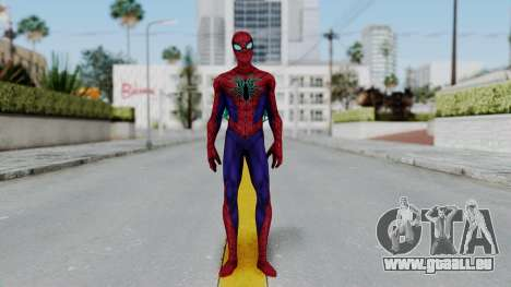 Marvel Future Fight Spider Man All New v1 für GTA San Andreas zweiten Screenshot