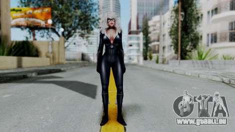 Marvel Future Fight - Black Cat pour GTA San Andreas deuxième écran