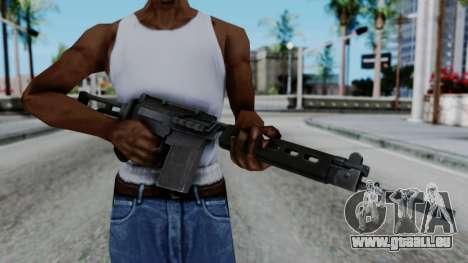 Arma 2 FN-FAL pour GTA San Andreas troisième écran