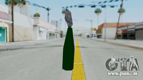 Vice City Molotov pour GTA San Andreas deuxième écran