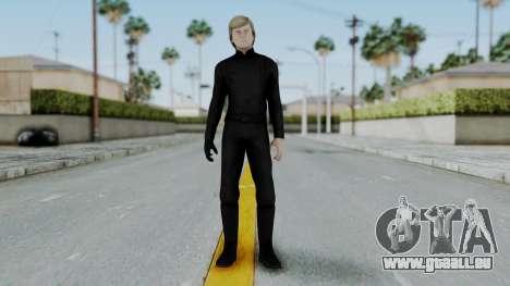 SWTFU - Luke Skywalker Jedi Knight pour GTA San Andreas deuxième écran