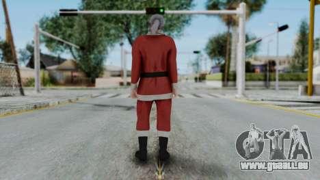 GTA Online DLC Festive Suprice 3 pour GTA San Andreas troisième écran