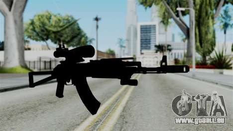 AK-103 OGA pour GTA San Andreas