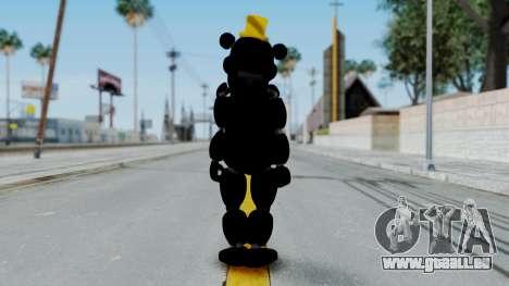 FNAF 4 Nightmare für GTA San Andreas dritten Screenshot