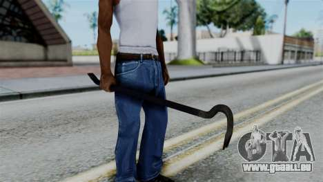 No More Room in Hell - Crowbar pour GTA San Andreas