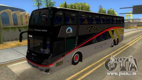 Troyano Calixto IV Vosa 3021 pour GTA San Andreas
