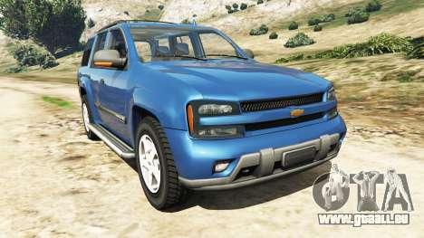 Chevrolet TrailBlazer für GTA 5