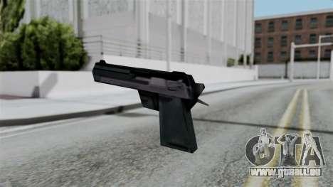 Vice City Beta Desert Eagle für GTA San Andreas zweiten Screenshot