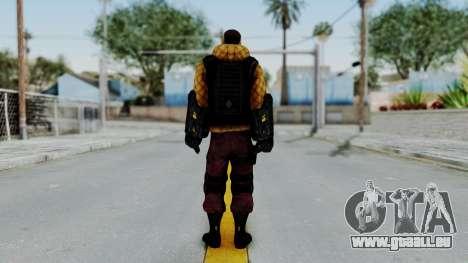 TASM2 Shocker pour GTA San Andreas troisième écran