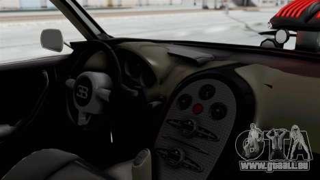 Dacia 1310 Tuned pour GTA San Andreas vue de droite