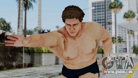Andre Giga pour GTA San Andreas