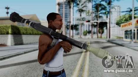 GTA 5 RPG - Misterix 4 Weapons für GTA San Andreas