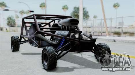 Augmentée De La Lame pour GTA San Andreas