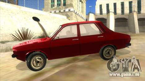 Dacia 1310 pour GTA San Andreas laissé vue